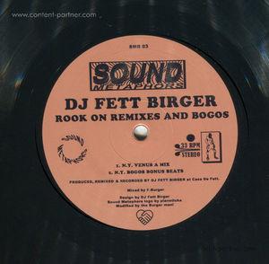 DJ Fett Birger - Rook On Remixes And Bogos (Sound Metaphors)