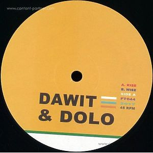 Dawit & Dolo - Rise/Wise (future times)