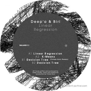 Deep'A & Biri - Linear Regression (Balans)
