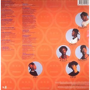 Del Tha Funky Homosapien - I Wish My Brother George Was Here (LP)