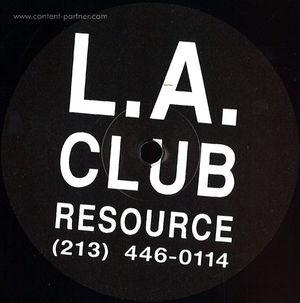 Delroy Edwards - Rio Grande (L.a. Club Resource)