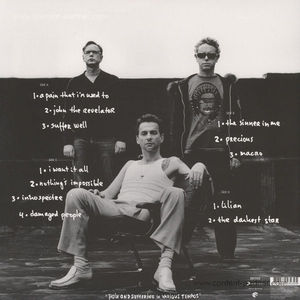 Depeche Mode - Playing The Angel (180g 2LP/Gatefold)