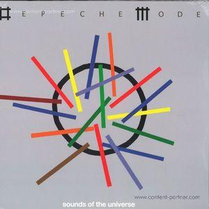 Depeche Mode - Sounds of the Universe (180g 2LP/Gatefol (Sony Music)