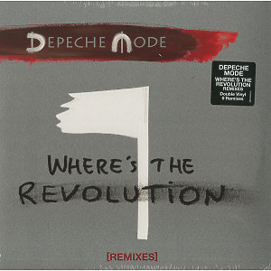 "Depeche Mode - Where's the Revolution (2x12"") (Sony Music)"
