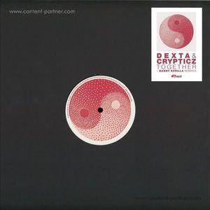 Dexta & Crypticz - Together (180g Pink Vinyl)