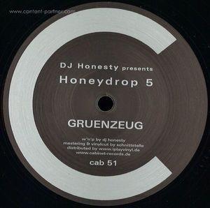 Dj Honesty Presents - Honeydrop 5 (Cabinet)