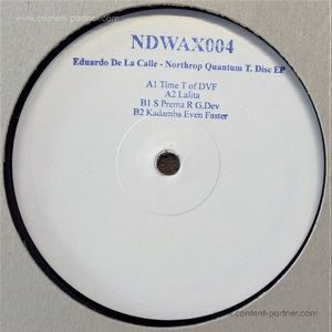 Eduardo De La Calle - Northrop QuantumT.DiscEP
