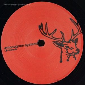Eduardo De La Calle - Rostert EP (Monogram Systems)