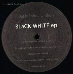 Elbee BaD - Black White EP (La Rhon Records)
