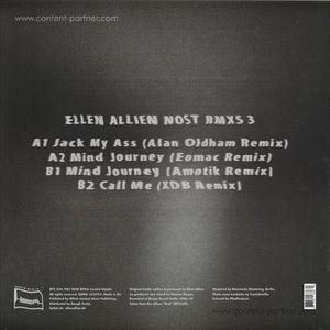 Ellen Allien - Nost Rmxs 3