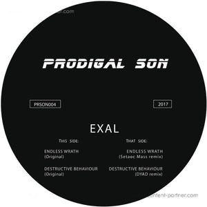 Exal - Endless Wrath Ep
