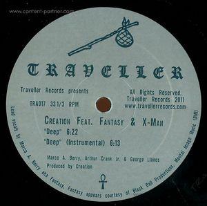 FANTASY - THE DEEP (traveller records)