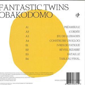 Fantastic Twins - Obakodomo