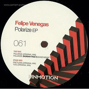 Felipe Venegas - Polarize EP (Inmotion Music)