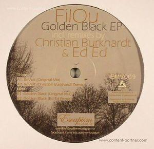Filou - Revolt / Golden Black