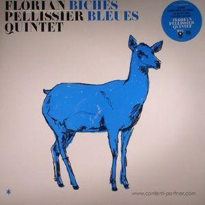 Florian Pellissier Quintet - Bitches Bleues (Heavenly Sweetness)