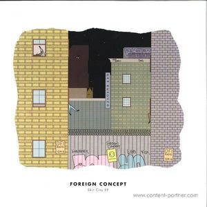 Foreign Concept - Skit City Ep (Critical Music)