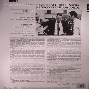 Frank Sinatra / Antonio Carlos Jobim - Francis Albert Sinatra & Antonio Carlos