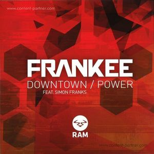 Frankee - Downtown / Power (Ram Records)