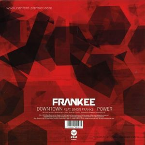 Frankee - Downtown / Power