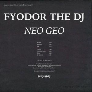 Fyodor The DJ - Neo Geo