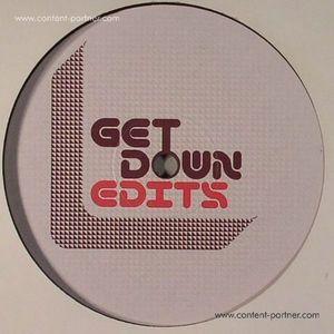 GET DOWN EDITS - VOL 1 (Get Down Edits)