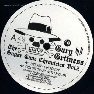 Gary Gritness - The Sugar Cane Chronicles Vol. 2 (hypercolour)