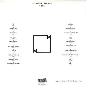 Geoffrey Landers - 1 By 1