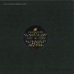 Glance, Phonk D & Sascha Ciminiera - Treesome EP