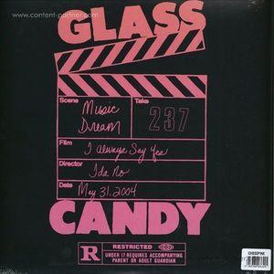 Glass Candy - I Always Say Yes (Ltd. Pink Vinyl)
