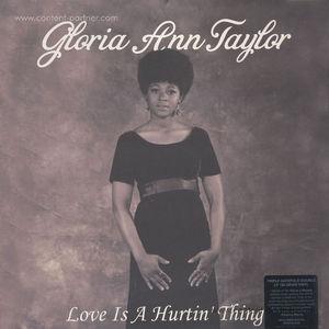 Gloria Ann Taylor - Love Is A Hurting Thing (2LP + Mp3) (Luv N' Haight)