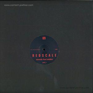 Grad_U - Redscale 09 (Vinyl Only, Red Vinyl)