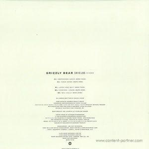 Grizzly Bear - Shields: B-Sides (LP+MP3/180g)