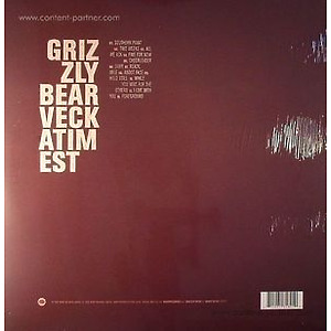 Grizzly Bear - Veckatimest (2LP+MP3/180g)