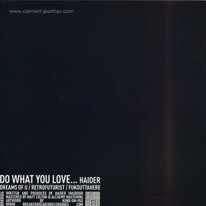 Haider - Do What You Love...