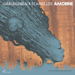 Harleighblu X Starkiller - Amorine (LP+MP3) (Tru Thoughts)