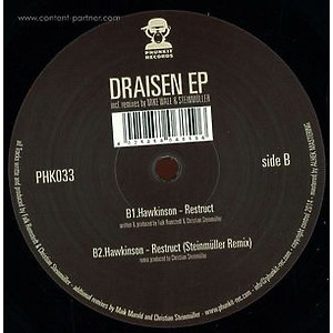 Hawkinson - Draisen Ep (Mike Wall Remix)