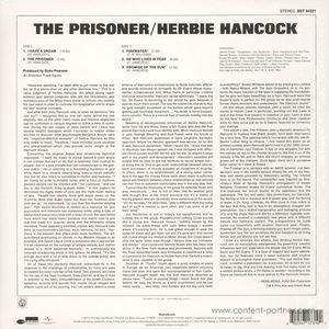 Herbie Hancock - The Prisoner (Remastered Ltd. Edition)
