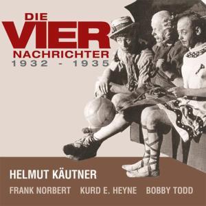Heyne/Kaeutner/Todd - Die Vier Nachrichter (KLEIN ABER KUN)