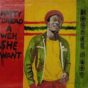 Horace Andy - Natty Dread A Weh She Went (Kingston Sounds)