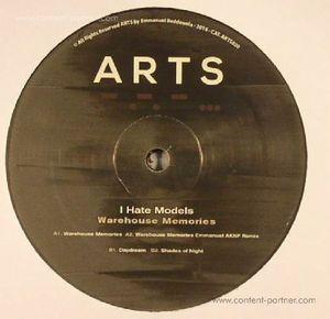 I Hate Models - Warehouse Memories (Repress) (arts)