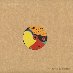 Ian - Mowdy EP