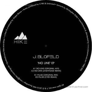 J. Blofeld - No Line Ep