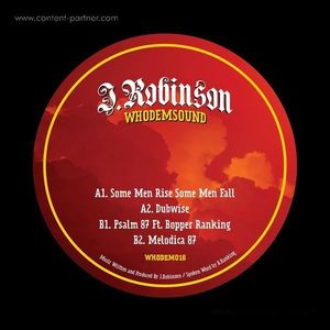 J.Robinson - Whodemsound Ep (WhoDemSound)