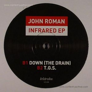 JOHN ROMAN - INFRARED EP