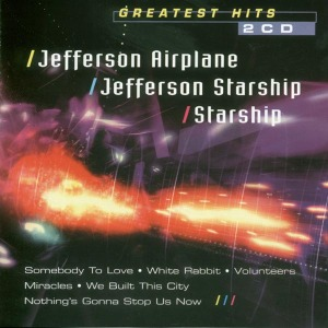 Jefferson Airplane - Greatest Hits (DOUBLE PLATINUM)