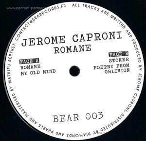 Jerome Caproni - Romane EP (Behzad Et Amarou Records)
