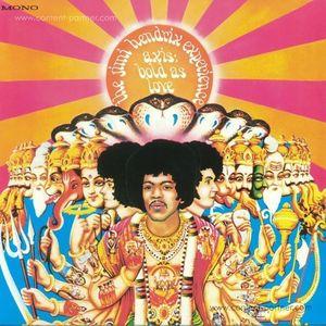 Jimi Hendrix - Axis: Bold As Love (180g Vinyl Mono Vers (Geffen)