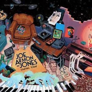 Joe Armon-Jones - Starting Today (LP) (Brownswood)