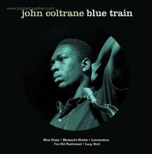 John Coltrane - Blue Train (180g Picture Disc) (Not Now Vinyl)